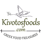 Kivotos Foods – Greek Extra Virgin Olive Oil in Canada Logo